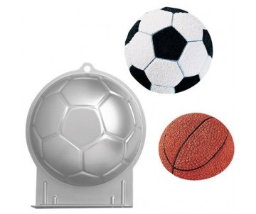 Moule ballon football Wilton