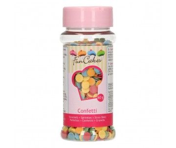 Confetti Mix 6mm, 60g -...