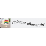 Colorant alimentaire