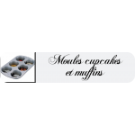 Moules cupcakes/Muffins